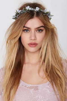 Gardenhead Gypsophilia Flower Crown - Hair + Hats | Accessories | All | Accessories | All | Newly Added | | Hair + Hats