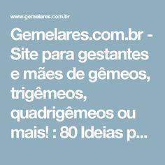 Gemelares.com.br - Site para gestantes e mães de gêmeos, trigêmeos, quadrigêmeos ou mais! : 80 Ideias para Festa Galinha Pintadinha