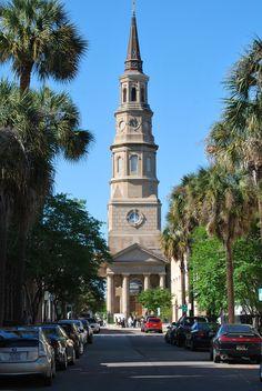St. Philip's Episcopal Church, Charleston