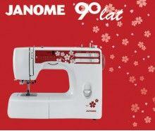 JANOME 920 - 90th Edition. Sterowana mechanicznie Janome, Sewing, Dressmaking, Couture, Stitching, Sew, Costura, Needlework