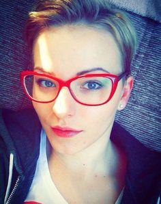 Så snygga glasögon!