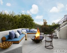 Warning: These Outdoor Fireplaces Will Make You Rethink Your Entire Backyard