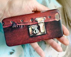 """Phone Case With """"Fantastic Beasts Inside"""" Drawing / Case For Iphone, Sams"""