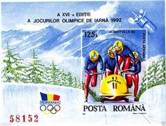 1992 STAMP ROMANIA BLOCK,MICHEL NR.270 (106X80mm)