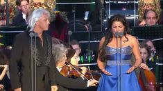 Netrebko and Hvorostovsky Live from Red Square, Moscow - Part 1/2 (HD 10...