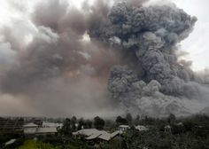 #Sinabung Eruption Kills 16 in #Indonesia