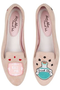 Mrs Alice for French Sole