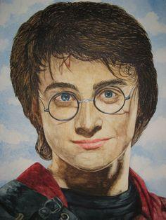 Harry Potter gespielt von Daniel Radcliffe in Harry Potter und der Feuerkelch - Jutta Bachmann