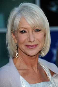 25 Older Womens Short Haircuts | http://www.short-hairstyles.co/25-older-womens-short-haircuts.html