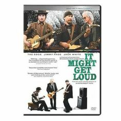It Might Get Loud (2009) 98min: A documentary on the electric guitar from the point of view of three significant rock musicians: The Edge, Jimmy Page, and Jack White. (Music Documentary)