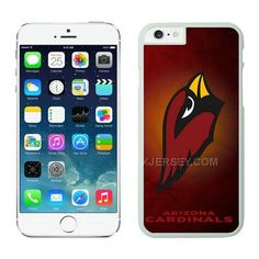 http://www.xjersey.com/arizona-cardinals-iphone-6-cases-white20.html ARIZONA CARDINALS IPHONE 6 CASES WHITE20 Only $21.00 , Free Shipping!