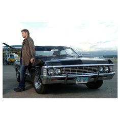 Chevy Impala 1967 ❤ liked on Polyvore