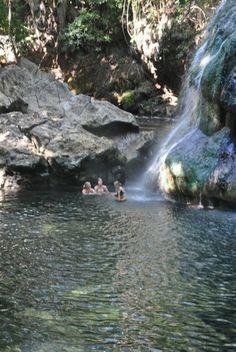 "Cascada Izabal | Cascada en Finca El Paraiso,Izabal"" - El Estor, Guatemala - Imagen ..."