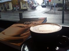 Coffee Moments at #Eydmundsson Bookstore