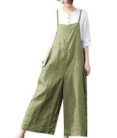 YESNO Women Jeans Cropped Pants Overalls Jumpsuits Hand Painted Poled Distressed Casual Loose Fit P60CA