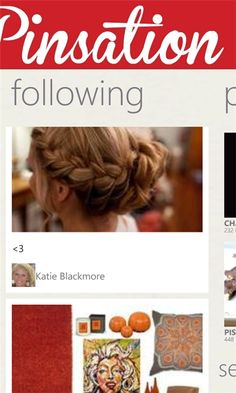 7. Pin your favorite Windows Phone app - - Pinsation, Pinterest App for Windows Phone #amazingfinds