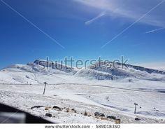 Romanian ski resort in Sinaia