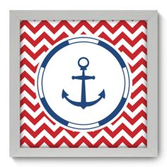 Quadro Decorativo - Navy - 073qdi