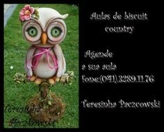 Teresinha Paczkowski: biscuit country