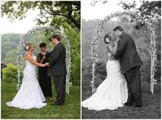 Katie & Sterling: Morris Arboretum Wedding   Ashley Bartoletti Photography   Blog