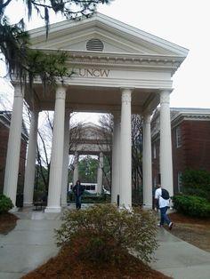 UNCW. Best school on earth.
