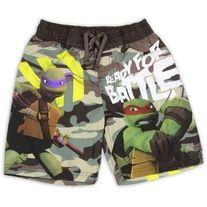 NINJA TURTLES Boys Swim Shorts   Colors:  Multi  Label:  NICKELODEON   Fabric Content:  100% Polyester