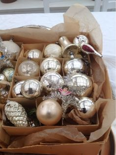 Jennys Vita Villervalla: Vintage Christmas