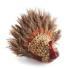 Natural Turkey Figure