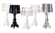 """""""Bourgie Bianca"""" Tischleuchte, tolle Lampe von Kartell auf Made in Design"""