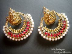 Beautiful Raamleela Earrings - cooliyo.com