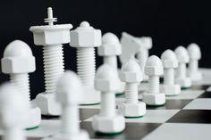 Fresh Shop: Tool Chess on Etsy