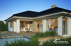 Projekt domu - JULIA  - bardzo ładny i przede wszystkim funkcjonalny!