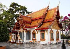 Doi Suthep, Chiang Mai, Thailand (c) 2012 Nathan DePetris