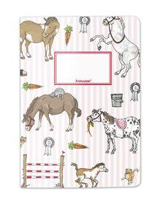 Dieses süße Schulheft mit den Ponys ist das perfekte Geschenk für alle Schulkinder zur Einschulung und als kleines Geschenk für die Schultüte. Das Krima & Isa - Notizheft rosa Pony gibt es bei www.party-princess.de. Das Heft ist auch perfekt für alle Pony oder Pferdefreunde und für kleine und große Reiter.