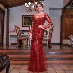 "Thássia Naves no Instagram: ""Lady In red! ❤️ Vestido @patriciabonaldi Make &…"