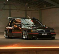 Race Peugeot