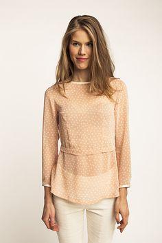 Stylish Women's Blouse Patterns