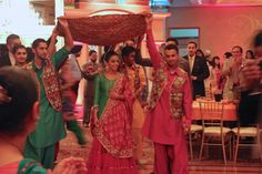 Ideas from previous Punjabi weddings