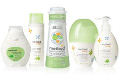 method baby products