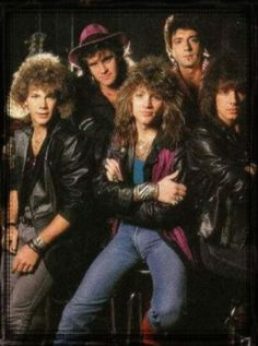 Bands of the 80s | many bands that became popular in the facile, videocentric late '80s ...