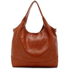 Leather camel bag #purses #fashion #accessories