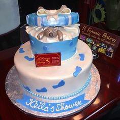 #babyshowercake #ilfornaioastoria