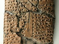 Ancient language discovered on clay tablets found amid ruins of 2800 year old Middle Eastern palace - Archaeology - Science - The Independen...