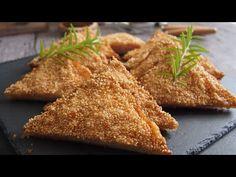 Super Easy Crispy Shrimp Toast 脆皮虾吐司 How to Make Prawn Toast from Scratch Prawn Toast Recipe, Shrimp Toast, Sandwich Menu, Fried Scallops, Gourmet Appetizers, Shrimp Dishes, Shrimp Recipes, Yummy Snacks, Recipes