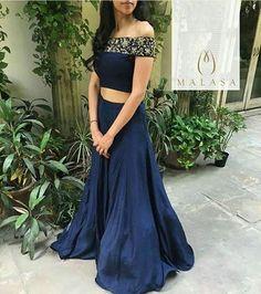 7a84a9821b4670 Gorgeous new off the shoulder styles by Malasa! Send us an email on  info waliajones.com to enquire  waliajones  indianwedding  wedding   indianfashion ...