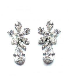 Important Van Cleef & Arpels Diamond Earrings