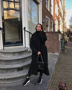 14 ideas for fashion hijab casual beautiful 3 Modern Hijab Fashion, Muslim Fashion, Modest Fashion, Fashion Outfits, Fashion Song, Fashion 2016, China Fashion, Fashion Clothes, Tokyo Street Fashion