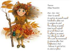 Kids Poems, Autumn Theme, After School, Kids Education, Toddler Activities, Kids And Parenting, Kindergarten, Childhood, Gene