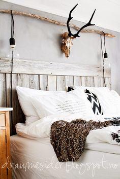 Draumesidene: My bedroom winter 2014