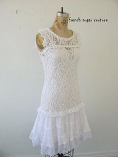 Hey, I found this really awesome Etsy listing at https://www.etsy.com/listing/182192570/french-sugar-couture-2014-spring